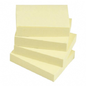 Post-it Notes Canary Yellow  38 mm x 51 mm (single)